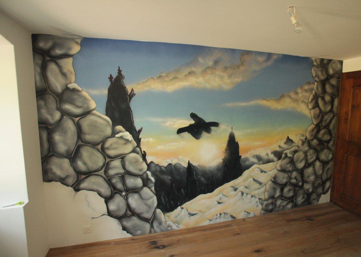 Kinderzimmer | Graffiti Künstler Pro.