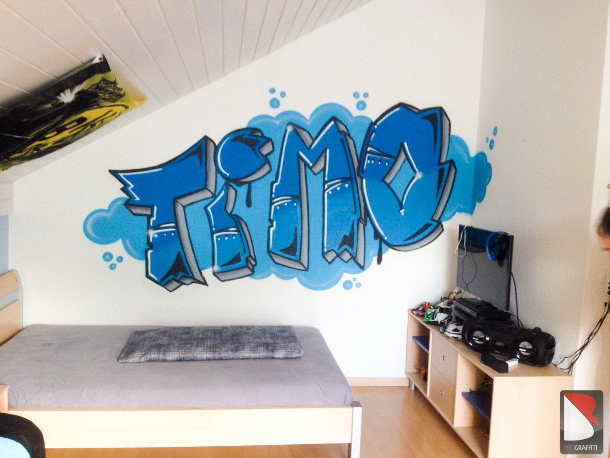 Timo Zimmer Graffiti – Bern | Graffiti Künstler Pro.