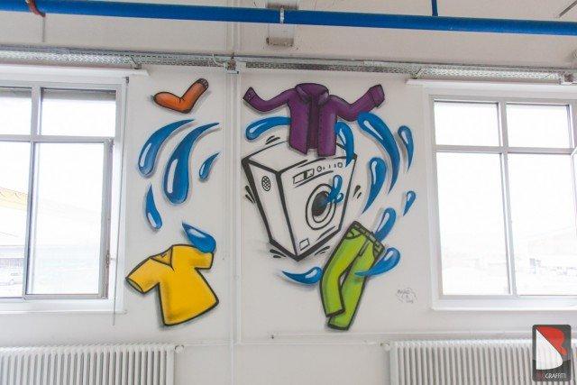 Wand-Graffiti-Kunstler-Schweiz